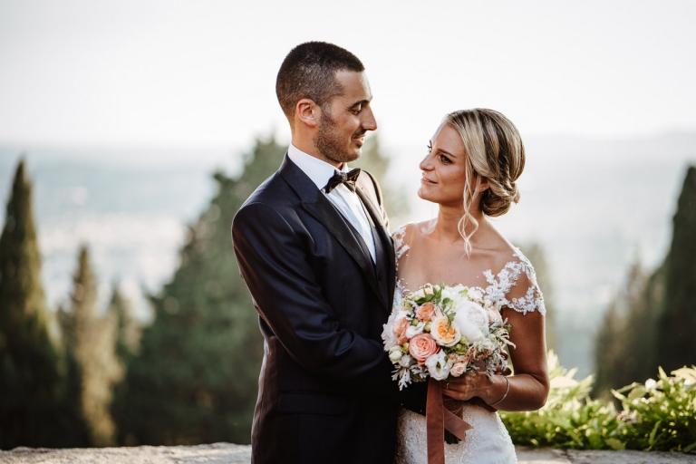 wedding photography vincigliata castello castle